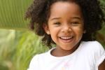 Childs-smile